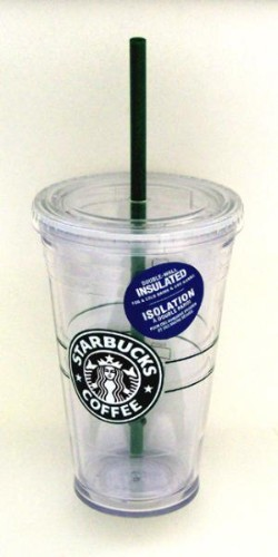 Starbucks Cold Cup Tumbler