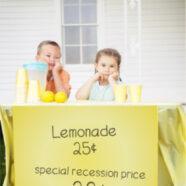 Lemonade stand 101: Make money like a kid again