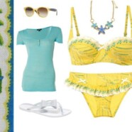 Wool in summer? Your guide to stylish pool-perfect looks